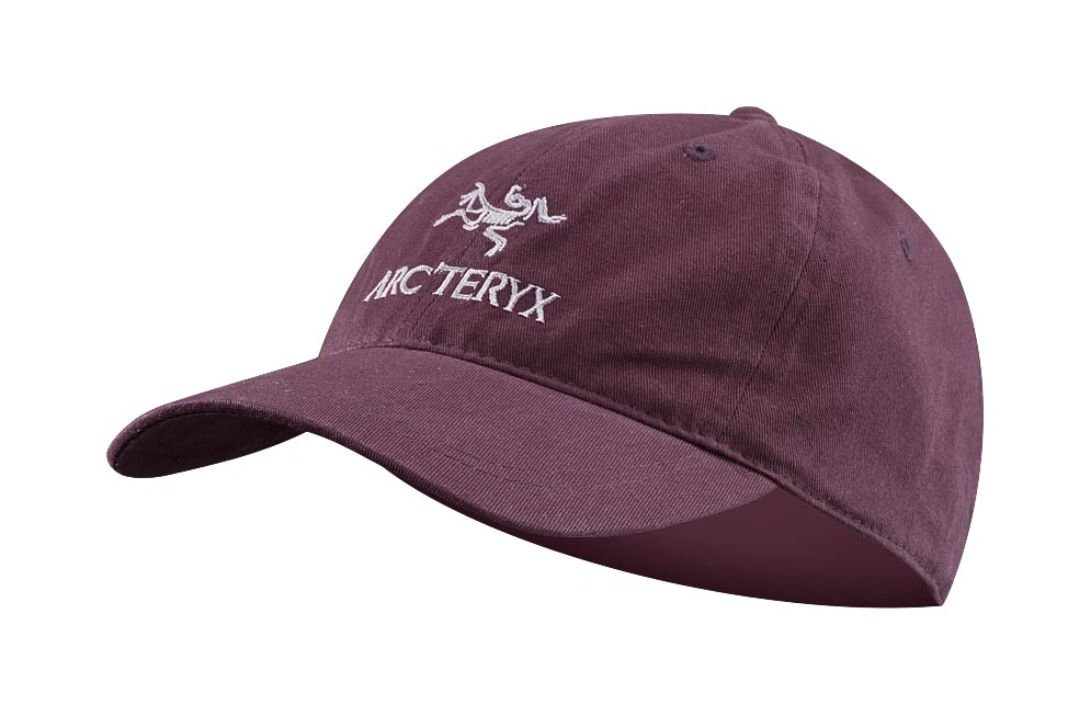 Arcteryx Mollusk Embroidered Bird/Word Cap